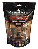 Cook in Wood Brandy Holzteile zum Räuchern - 500 g