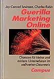 Guerilla Marketing Online: Chancen für kleine und mittlere Unternehmen im weltweiten Datennetz