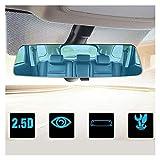 BENGKUI WUWENJIE 1 STÜCKE Auto Innenaufnahme Rückansicht Spiegel Weit Feld blau Parkplatz Rückspiegel Autozubehör Baby Styling Mirror Monitor Reve L3Z5 (Color Name : A)