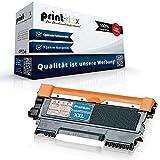 Print-Klex Tonerkartusche kompatibel für Brother DCP-7055 DCP-7055W DCP-7057 HL-2130 R HL-2130R HL-2132 R HL-2132R HL-2135 W HL-2140 R, 4.000 Seiten TN2010 TN 2010 TN-2