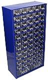 KOTARBAU® Kleinteilemagazin Metall 55K2M Sortierkasten Teilebox Aufbewahrungsbox fü