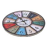 Wanduhr, Küchenuhr Uhr Badezimmeruhr für Wohnzimmerdekoration für Heimtextilien(2#)
