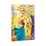 Paperblanks Hardcover Notizbücher Mila-Marquis-Kollektion   Liniert   Midi (130 × 180 mm)