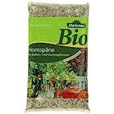 Dehner Bio Hornspäne, für Balkon- und Gartenpflanzen, mit Langzeitwirkung, 10 kg, für ca. 100