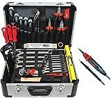 FAMEX 729-93 Alu Werkzeugkoffer Set bestückt Werkzeug Top Qualität …