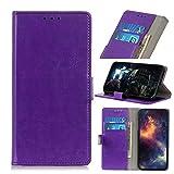 Handytasche für Xiaomi Mi 11 Ultra Handyhülle Hülle Case 3D Malen Muster Leder Tasche Flipcase Cover Silikon Schutzhülle Skin Ständer Klapphülle Schale Bumper Brieftasche lila