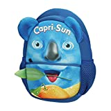 Capri-Sun 3D Rucksack für Kinder 7l -Animal Edition- Kleiner Kinderrucksack für Jungs & Mädchen im Kindergarten | Kindergartentasche für die Kita (Koala)