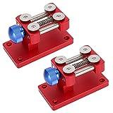 yuytee 2 Stück Uhrenlünettenöffner, Uhrenlünettenentferner, professionelles Werkzeug zum Öffnen von Zahnringen für den Außenring