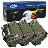 RINKLEE 407166 Tonerkartusche kompatibel für Ricoh SP100 SP112 SP100e SP100SF SP100SFe SP100SU SP100SUe SP110 SP112e SP112SF SP112SFe SP112SU SP112SUe | hohe Reichweite 1200 Seiten | Schwarz, 3er-Pack