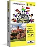 Polnisch-Kindersprachkurs von Sprachenlernen24.de: Kindgerecht bebildert und vertont für ein spielerisches Polnischlernen. Ab 5 Jahren. PC CD-ROM für Windows 8,7,Vista,XP / Linux / Mac OS X