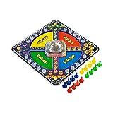 Grafix Pop & Hop Mensch Ärgere Dich Nicht Brettspiel   Gesellschaftsspiel für bis zu 4 Spieler   Der Klassiker für jedes Alter   Das beliebte Brettspiele für die ganze Familie