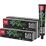 5x SPLAT Blackwood Whitening Kohle Zahnpasta - ANGEBOT