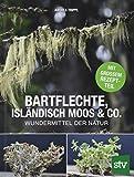 Bartflechte, Isländisch Moos & Co.: Wundermittel der Natur; Mit großem Rezeptteil