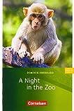 Cornelsen English Library - Für den Englischunterricht in der Sekundarstufe I - Fiction - 5. Schuljahr, Stufe 3: A Night in the Zoo - Lektüre zu English G Access und Access Bayern