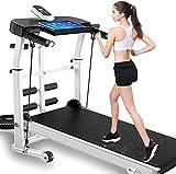GOLDGOD Haushaltsanleitung Laufband, Gewicht LosetreadMill, Fitness Übungsgeräte Maschine für Home Faltbare Funktion Mechanische Laufmaschine