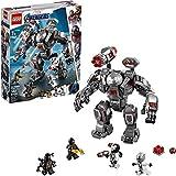 Bonbell Lego Marvel Avengers War Machine Buster 76124 Building Kit (362 Teile)