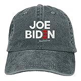 Unisex Mütze Joe Biden Touched Me Baseball Cap verstellbar Sonnenhut Deep Heather