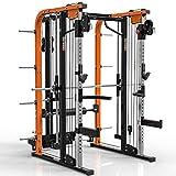 MegaTec® Smith Cable Rack mit Latzug - Multipresse - Plate Load (Hantelscheibenaufnahme 50 mm)