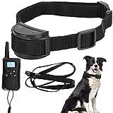 Voluxe LCD-Display-Trainingshalsband, schön einfach zu bedienendes Halsband Wiederaufladbares Haustier-Trainingshalsband Wiederaufladbares Haustier-Trainingshalsband für Haustiere für Frauen
