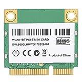 Drahtlose Netzwerkkarte, PCI-E-Netzwerkkarte 2.4G / 5Ghz-Netzwerkkarte für Samsung Asus Toshiba