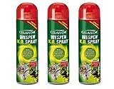 Evergreen Garden Care Deutschland GmbH CELAFLOR Wespen K.O. Spray 1,5 l - Anwendungsfertiges Kontaktspray zur gezielten Bekämpfung