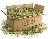 Dein Heuboden Heu 1.Schnitt 4kg - frisches Wiesenheu für Kaninchen Hasen Hamster Nager und Kleintiere