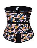 Wonder-Beauty Taillentrainer für Frauen, Taillenmieder, Shaper, Latex-Korsett für Frauen, Bauchweggürtel - - X-Large
