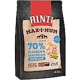 Rinti MAX-I-Mum Junior Huhn | 4kg Hundefutter trocken