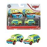 Auswahl Doppelpack   Disney Cars   Fahrzeug Modelle 2020   Cast 1:55   Mattel, Typ:Hit & Run