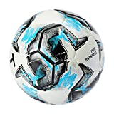 T1TAN Trainingsball Gr. 5 für Vereine - Fussball Spielball Herren & Frauen Größe 5 - Thermobonded Ball - nahtlos verklebt