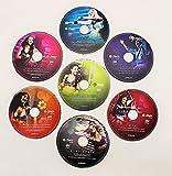 Zumba Exhilarate 7 DVD's inkl. Ernährungsberater