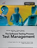 Software Testing Practice: Test Management: A Study Guide for the Certified Tester Exam ISTQB Advanced Level (English Edition)