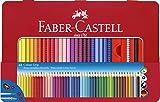 Faber-Castell 112448 - Buntstift Colour Grip 48er Stück Metalletui