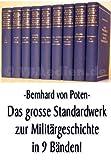 Handwörterbuch der gesamten Militär-Wissenschaften in 9 Bänden - Bernhard von Poten