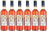 Weinbiet Manufaktur Eg Sommertänzer Rosé Feinherb Roséwein (6 X 0.75 L)