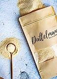 Bio Dattelzucker   100% Natürlich & Gesund   Premium Qualität   Palmyra Delights   Vegan   Glutenfrei   Zucker Alternative (1Kg)