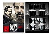 The Walking Dead Staffel 7 [6 DVDs] + The Walking Dead Kaffeetasse