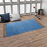 LEVIRA Home Teppich Wohnzimmer, rechteckig, 100 x 60 cm, Königsb