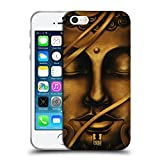 Head Case Designs Golden Buddah Bangkok Buddha Soft Gel Handyhülle Hülle Huelle kompatibel mit Apple iPhone 5 / iPhone 5s / iPhone SE 2016