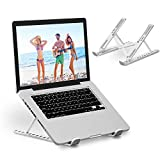 VersionTECH. Laptop-Ständer, Weiß