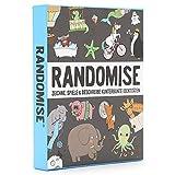Gamely Games Randomise Partyspiele: Zeichne, Spiele und Beschreibe Deinen Weg zum Sieg