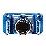 Vtech 80-520004 Kidizoom Duo DX, Kinderkamera, blau