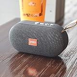 Gymqian Bluetooth 4.2 Lautsprecher, Lautsprecher Mit Hoher Fidelity, Tragbarer Außenlautsprecher, Eingebauter, Eingebauter Lärmreduzierender Mikrofon, Hübscher High-D