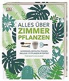 Alles über Zimmerpflanzen: Auswählen, gestalten, pflegen: Inklusive 175 Pflanzen im Porträt