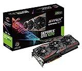 Asus ROG Strix GeForce GTX1070-O8G Gaming Grafikkarte (Nvidia, PCIe 3.0, 8GB GDDR5 Speicher, HDMI, DVI, DisplayPort)