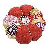 Sharplace Baumwolle Nadelkissen Blumen Form Stecknadelkissen Nähnadel Kissen für Nähzubehör DIY - E239-4