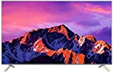 QDY Smart TV 42-Zoll-HD-Bildschirm + HDR-Bildqualität (1920 × 1080-Auflösung), 450 cd/Helligkeitsanzeige, gebogener LCD-Bildschirm, USB 2.0-Schnittstelle, WLAN-TV-Projektion
