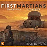 Wydawnictwo Portal POP00088 Brettspiel First Martians: Adventures on The R