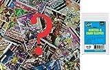 Yu-Gi-Oh! Karten Mystery Set: 10 zufällige Booster Packs - Geschenk-Set - DEUTSCH 100 Arkero-G® YuGiOh Kartenhüllen