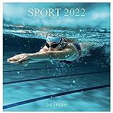 Draeger Paris - Großer Wandkalender Sport 2022